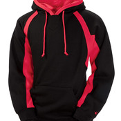 Adult Hook Hooded Fleece