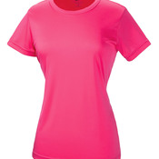 UltraClub® Ladies' Cool & Dry Sport Performance Interlock Tee