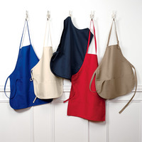 UltraClub Two-Pocket Blend Cobbler Apron