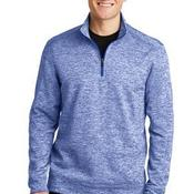 PosiCharge ® Electric Heather Fleece 1/4 Zip Pullover