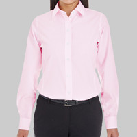 Ladies' Crown Collection™ Striped Shirt