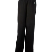 Youth Double Dry® Eco® Open-Bottom Fleece Pants