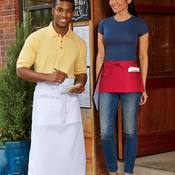 UltraClub 3-Pocket Waist Apron