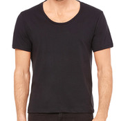 Men's Jersey Wide Neck Tee