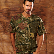 Code Five Adult Mossy Oak® Camouflage T-Shirt