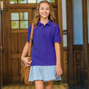 Gildan DryBlend® Youth Double Piqué Polo