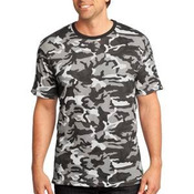 Mens Perfect Weight ® Camo Crew Tee