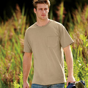 Adult Heavyweight Blend™ Pocket T-Shirt