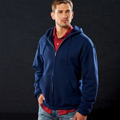 Fruit of the Loom Adult Supercotton™ Full-Zip Hooded Sweatshirt
