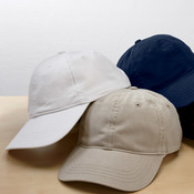 UltraClub Classic Cut Heavy Brushed Cotton Twill Unconstructed Cap