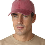 Adams Cotton Twill Essentials Pigment-dyed Cap