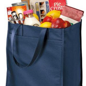 Extra Wide Polypropylene Grocery Tote