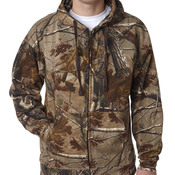 REALTREE Zipper Hooded Sweatshirt