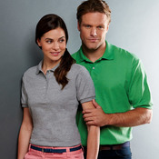 Ladies' SpotShield™ Jersey Polo