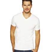 Next Level Men's Premium Fitted Sueded V
