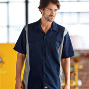 Adult Industrial Color Block Shirt