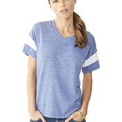 Ladies' Powder Puff Eco-Jersey T-Shirt