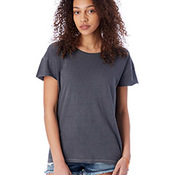 Ladies' Rocker Garment-Dyed T-Shirt
