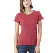 Ladies' Vintage Garment-Dyed T-Shirt