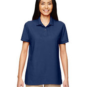 DryBlend® Ladies' 6.3 oz. Double Piqué Sport Shirt