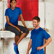 UltraClub® Men's Cool & Dry Basic Performance Tee