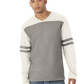 Men's French Terry Trainer L/S Pullover