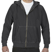 Adult 9.5 oz. Full-Zip Hooded Sweatshirt