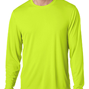 Men's Cool DRI® with FreshIQ  Long Sleeve Performance T-Shirt