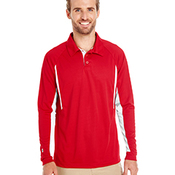 Men's Avenger Long-Sleeve Polo