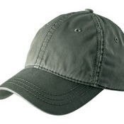 Thick Stitch Cap