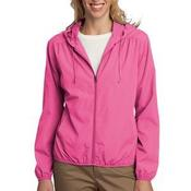 ® Ladies Hooded Essential Jacket