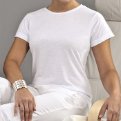 Ladies Polyester T-Shirt