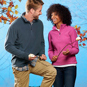 Men's Lightweight Micro-Fleece 1/4-Zip Pullover
