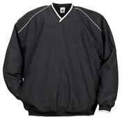 Piped Microfiber Windshirt