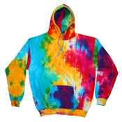 Tie-Dye Youth Tie-Dyed Pullover Hoodie