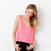 +CANVAS Ladies' Flowy Boxy Tank