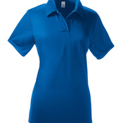 Ladies' Warp-Knit Performance Polo