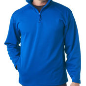1/4 Zip Poly Fleece Pullover