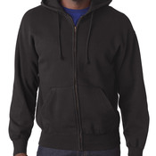 Adult Pro-Weave® Washed Full-Zip Fleece