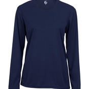 Ladies' Performance Long-Sleeve Tee