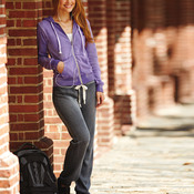 Ladies' Angel Fleece Sanded Pants