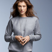 Ladies' Crew Neck Fleece