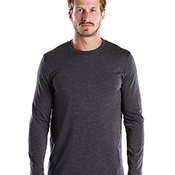 Men's 4.3 oz. Long-Sleeve Crewneck