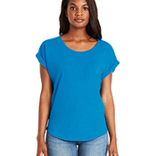 Ladies' Dolman with Rolled Sleeves