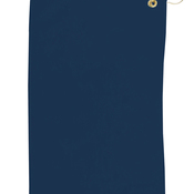 Velour Fingertip Golf Towel