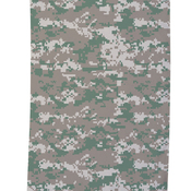 Large Camo Sport Towel