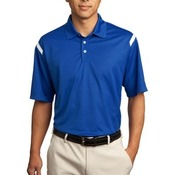 Golf Dri FIT Shoulder Stripe Polo