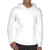 Comfort Colors Adult Long-Sleeve Hooded Tee