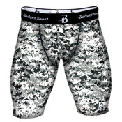 "Men's Digital Compression 8"" Shorts"