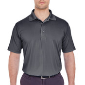 Men's Cool & Dry 8-Star Elite Performance Interlock Polo